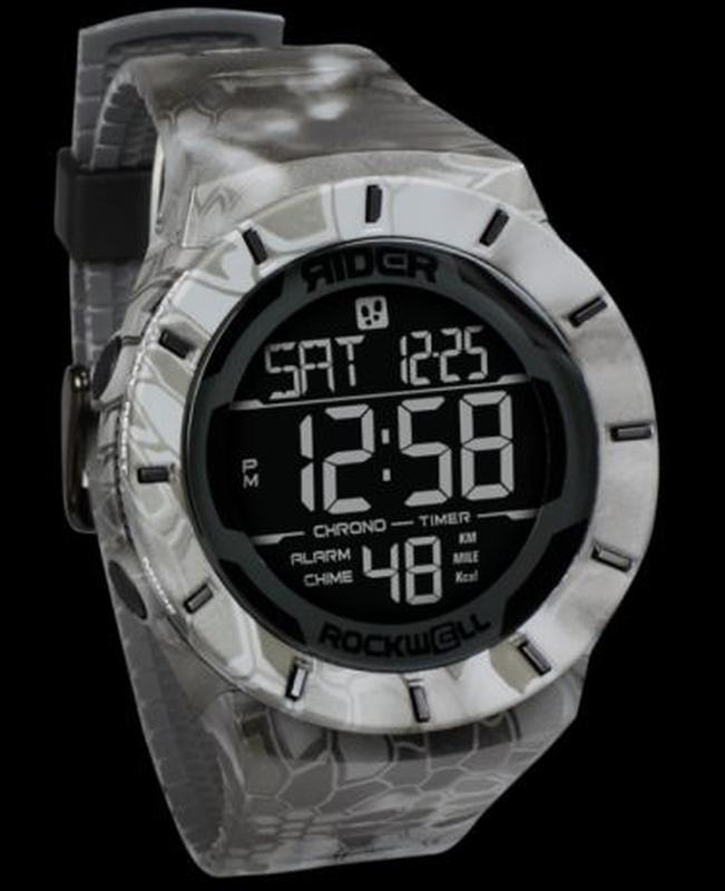 Тактические часы Rodwell Coliseum Kryptek Raid погружение 100м