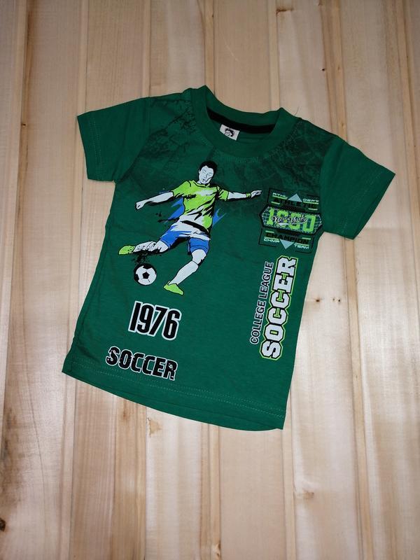 Футболка для мальчика 86, 92, 98