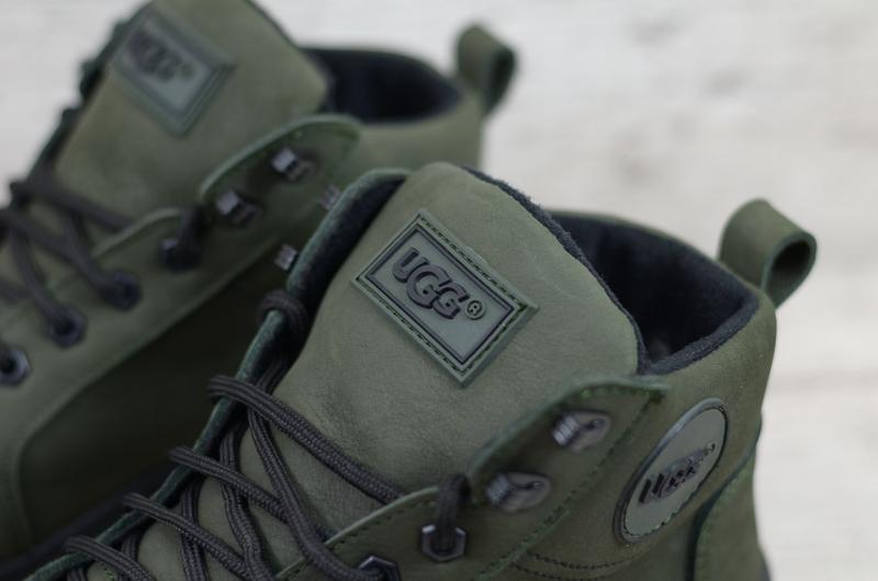 Ботинки мужские натуральная кожа зима - Фото 4
