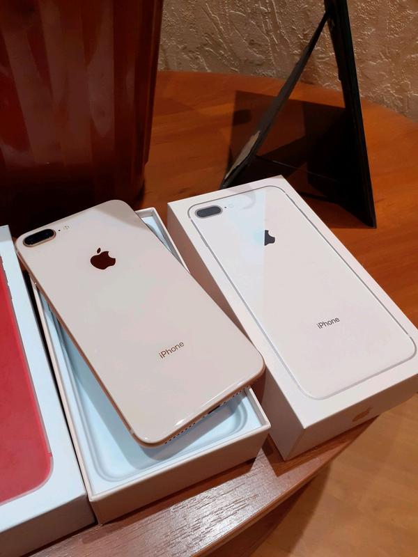 IPhone 8 Plus 64 Gb Gold Neverlok Original