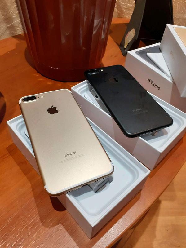IPhone 7 Plus 32 Gb Gold Neverlok Original