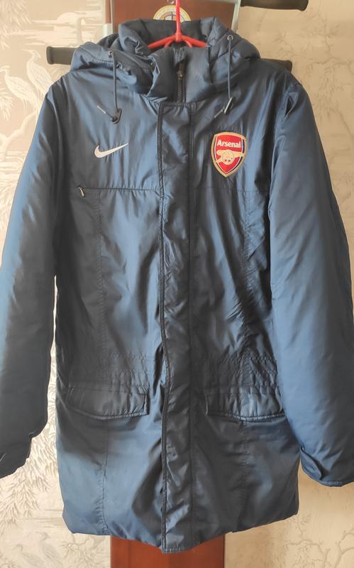 Куртка фк arsenal