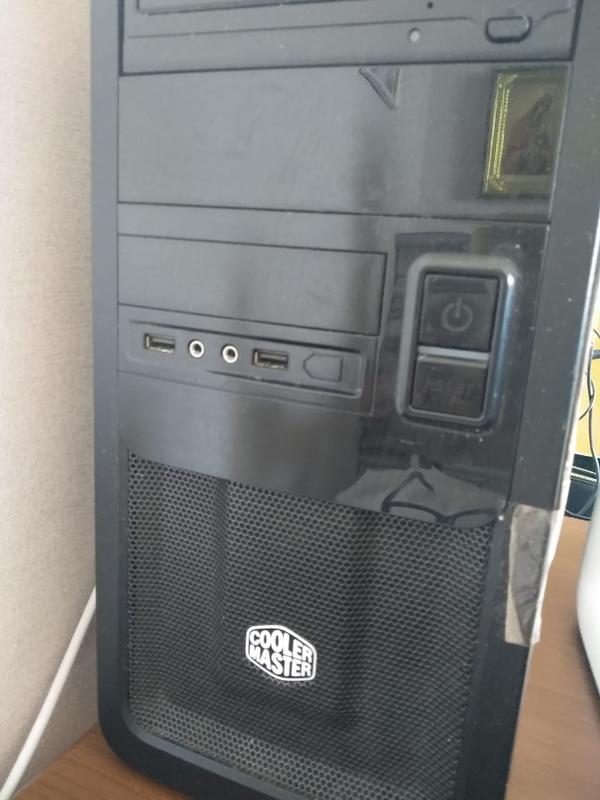 Процессор компьютерный на запчасти
