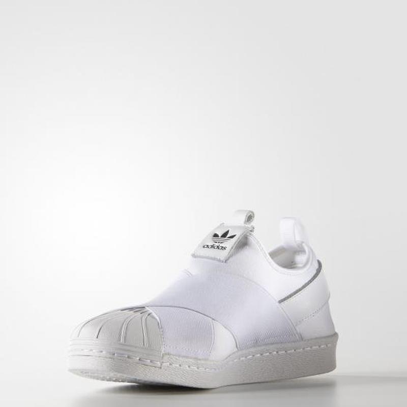 Кроссовки-слипоны adidas superstar w s81338