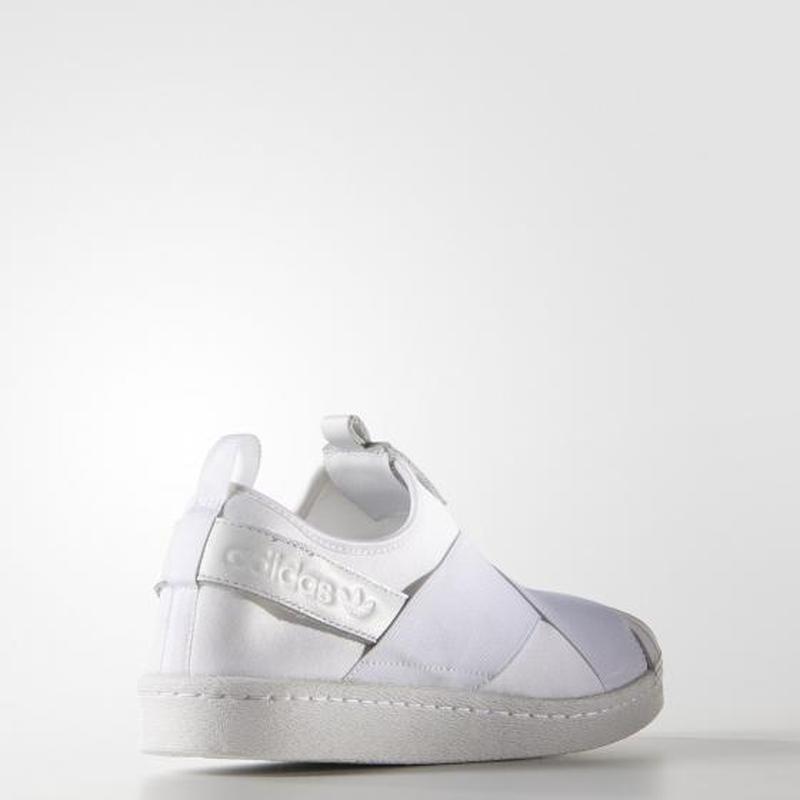 Кроссовки-слипоны adidas superstar w s81338 - Фото 3