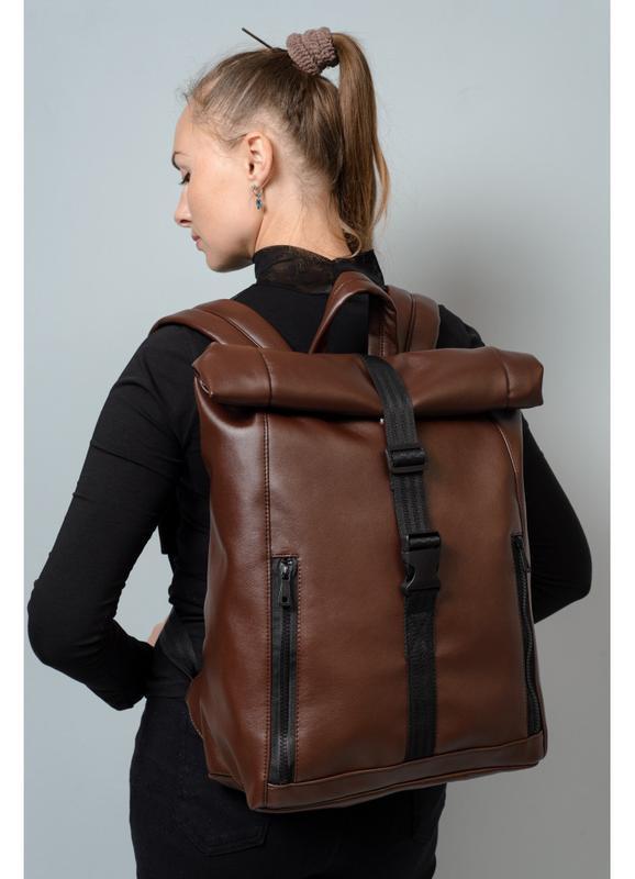 Стильный рюкзак roll - Фото 2