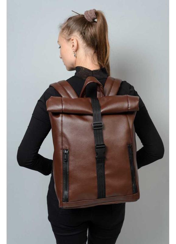 Стильный рюкзак roll - Фото 3