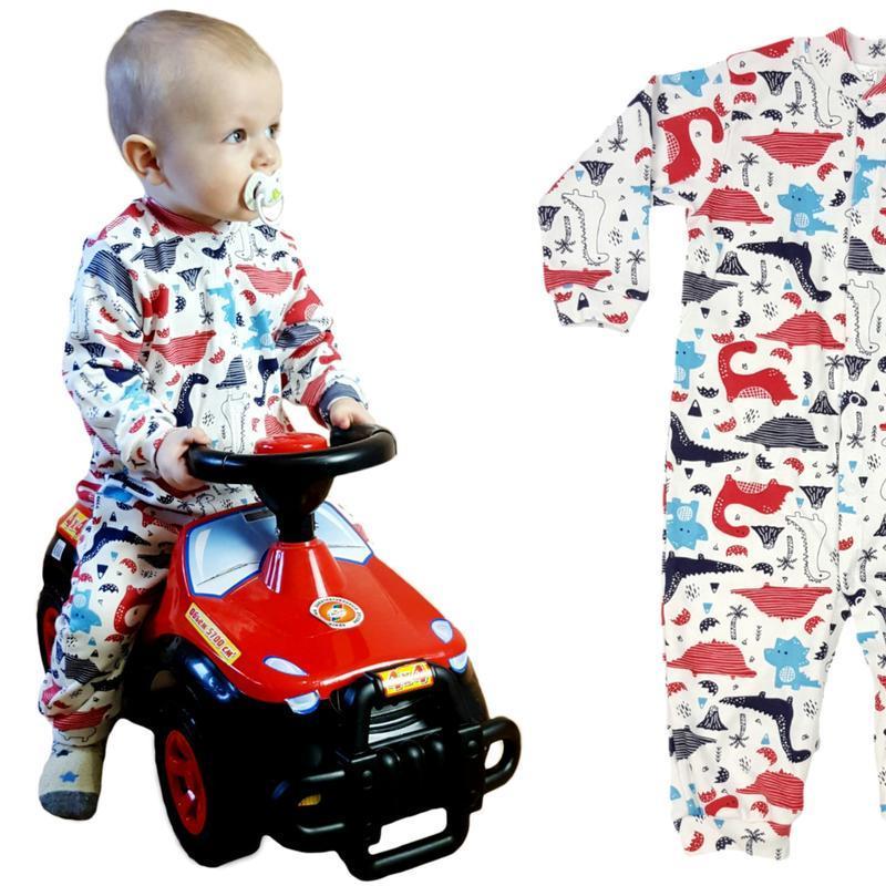 Человечек для малыша из интерлока - Фото 2