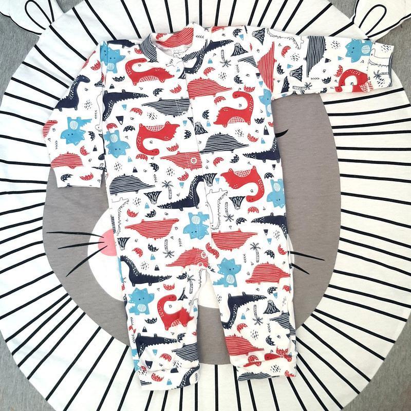 Человечек для малыша из интерлока - Фото 5