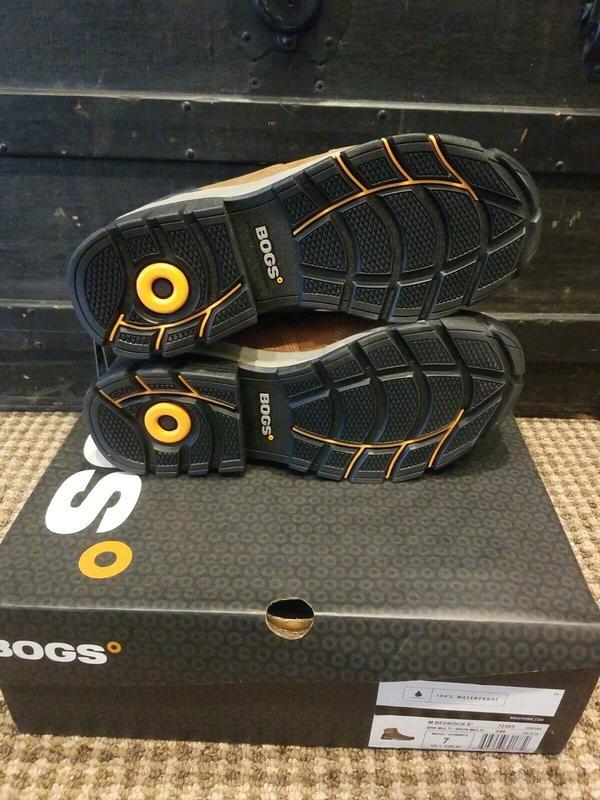 """Черевики Bogs Bedrock 8"""" Boots Waterproof - Фото 4"""