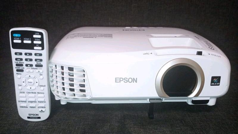 Мультимедийный 3D проектор Epson EH-TW5300 - Фото 5