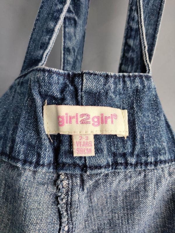 Комбинезон шортами  girl 2 girl - Фото 5