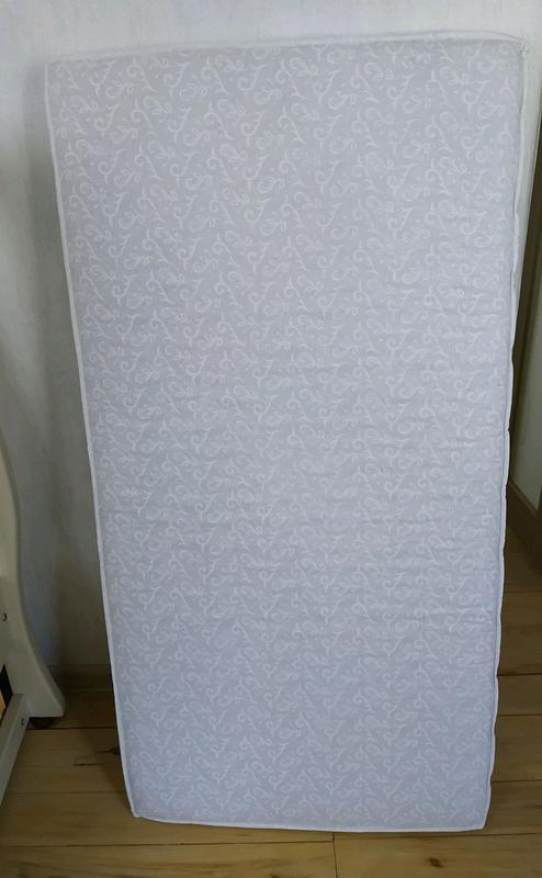 Продам детскую кроватку Ласка в идеальном состоянии на маятнике - Фото 6