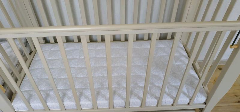Продам детскую кроватку Ласка в идеальном состоянии на маятнике - Фото 5