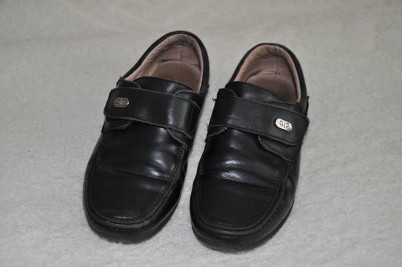 Детские школьные туфли, размер 34, сталька 20,5 и 21,5 - Фото 3