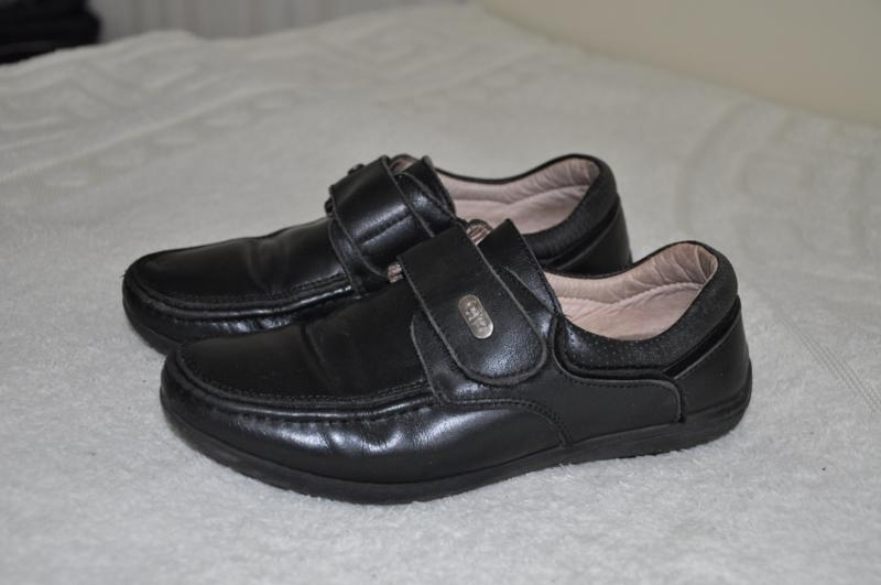 Детские школьные туфли, размер 34, сталька 20,5 и 21,5 - Фото 4