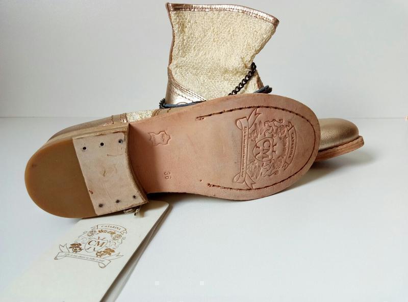 Новые ботинки от catarina martins - Фото 4
