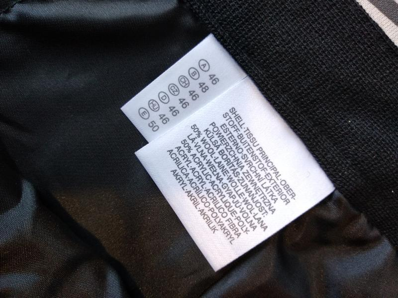 Прямая классическая юбка спідниця с шлицей шерсть - Фото 5