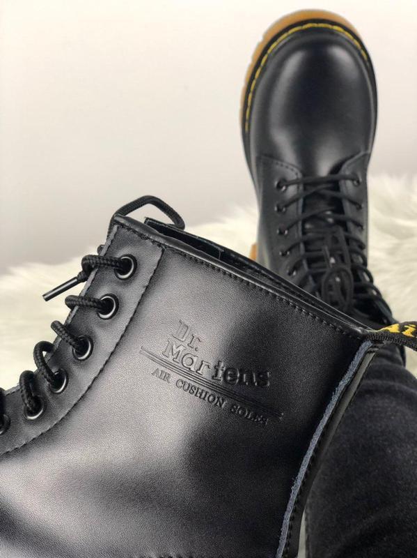 Мужские ботинки 🔺dr martens 1460 black🔺демисезон - Фото 7