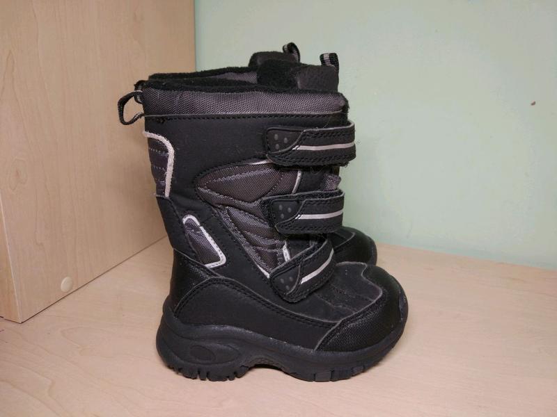 Сапоги ботинки зимние - Фото 2