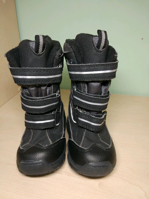 Сапоги ботинки зимние - Фото 3