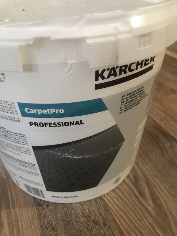 Karcher Carpet Pro Professional порошок для моющих пылесосов