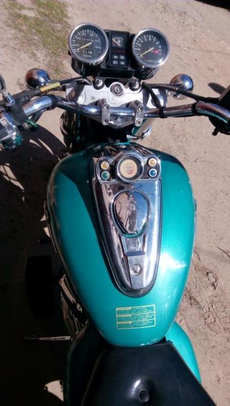 Мотоцикл RF 150 - Фото 3