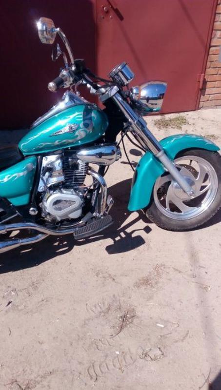 Мотоцикл RF 150 - Фото 8