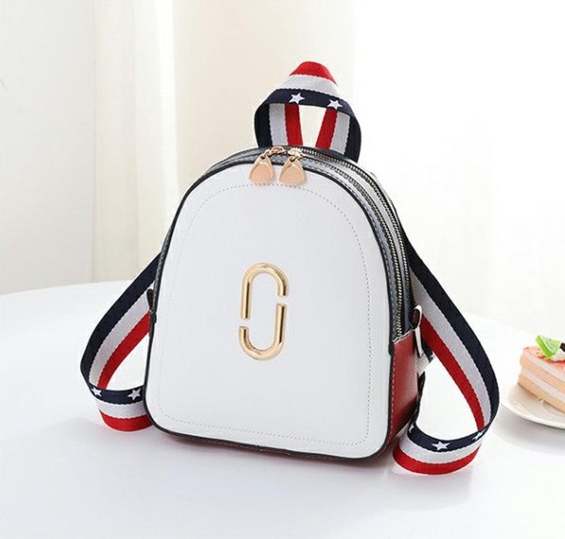 Стильный женский мини рюкзак - Фото 7