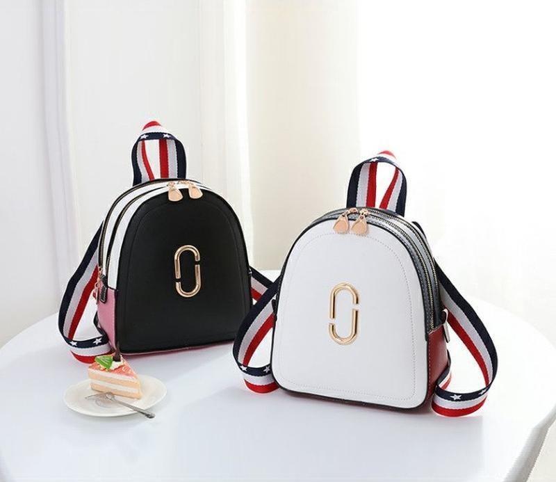 Стильный женский мини рюкзак - Фото 9