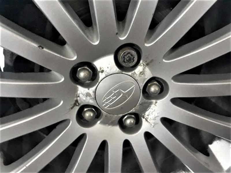 Диски R 18 Subaru Legacy B14 - Фото 3