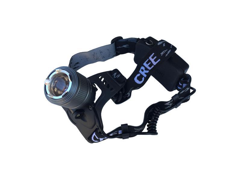 Фонарь налобный аккумуляторный светодиодный BL Police-2199-T6