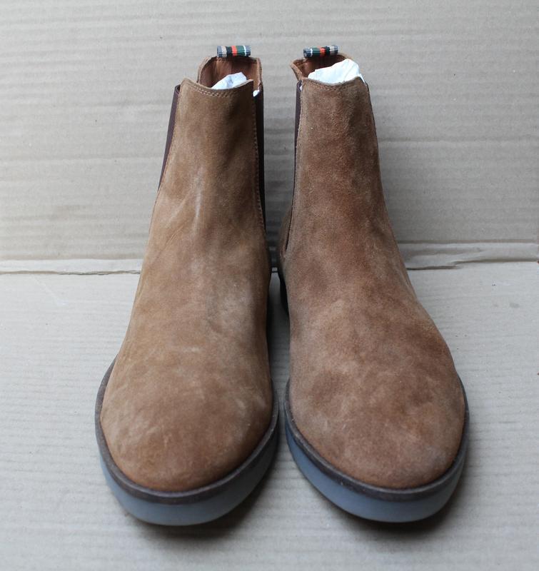 Ботинки mexx оригінал натуральна замша - Фото 4