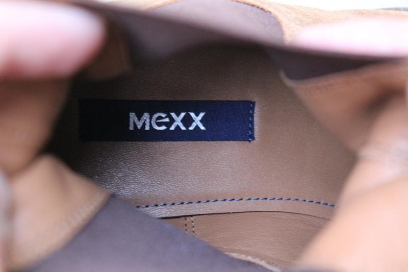 Ботинки mexx оригінал натуральна замша - Фото 7
