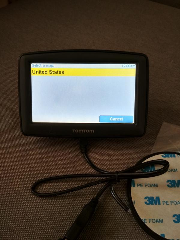 GPS-навигатор TomTom XL 310 Canada (n14644) - Фото 15
