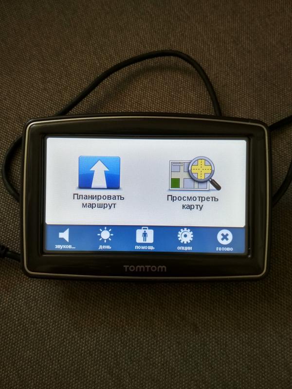 GPS-навигатор TomTom XL 310 Canada (n14644) - Фото 8