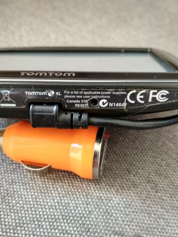 GPS-навигатор TomTom XL 310 Canada (n14644) - Фото 4