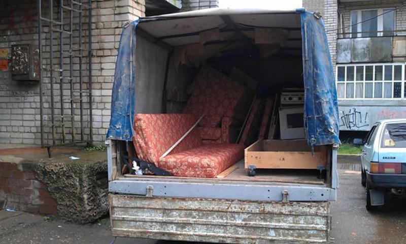 Вывоз строительного мусора, Вывоз хлама, Вывоз бытового мусора - Фото 4