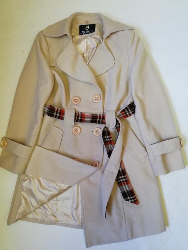 Пальто весна-осень женское