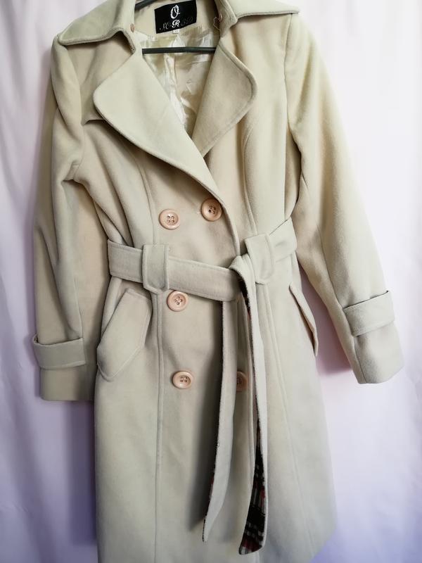 Пальто весна-осень женское - Фото 3