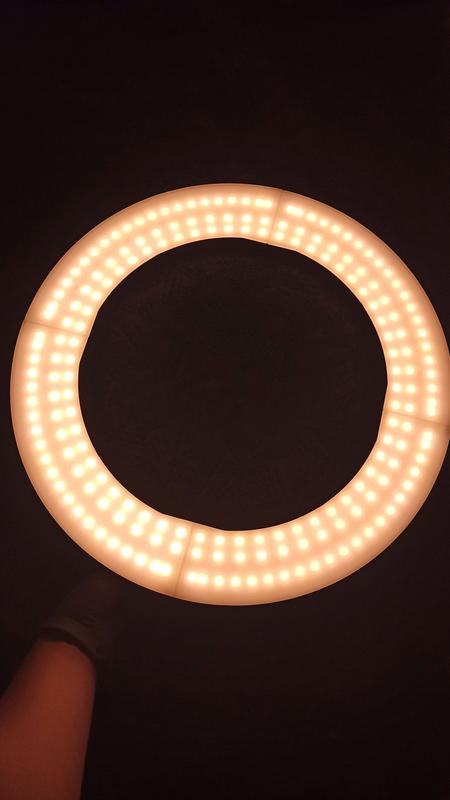 Кольцевая лампа - Фото 4