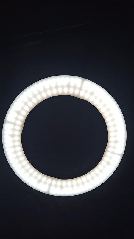 Кольцевая лампа - Фото 5