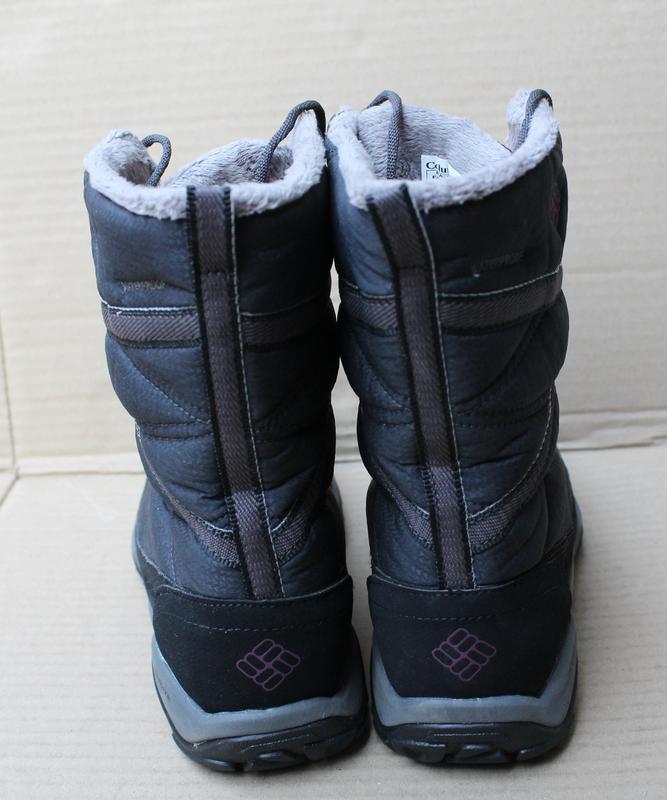 Полусапоги columbia mid boots minx fire tall omni-heat waterpr... - Фото 4