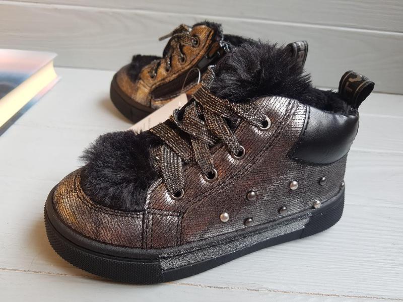 Ботинки для девочки  томм