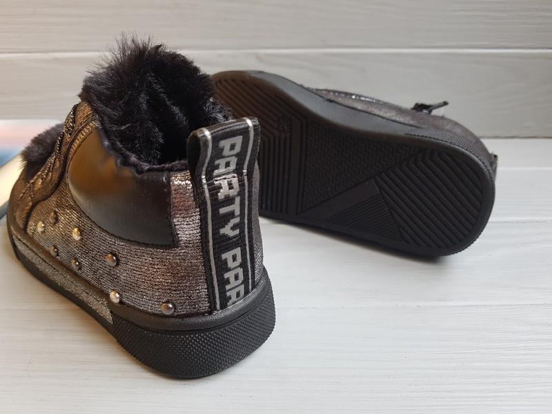 Ботинки для девочки  томм - Фото 4