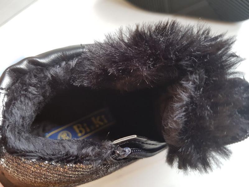 Ботинки для девочки  томм - Фото 5