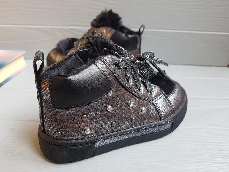 Ботинки для девочки  томм - Фото 6