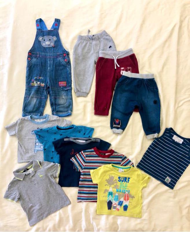 Одежда для мальчика, 12-18 мес