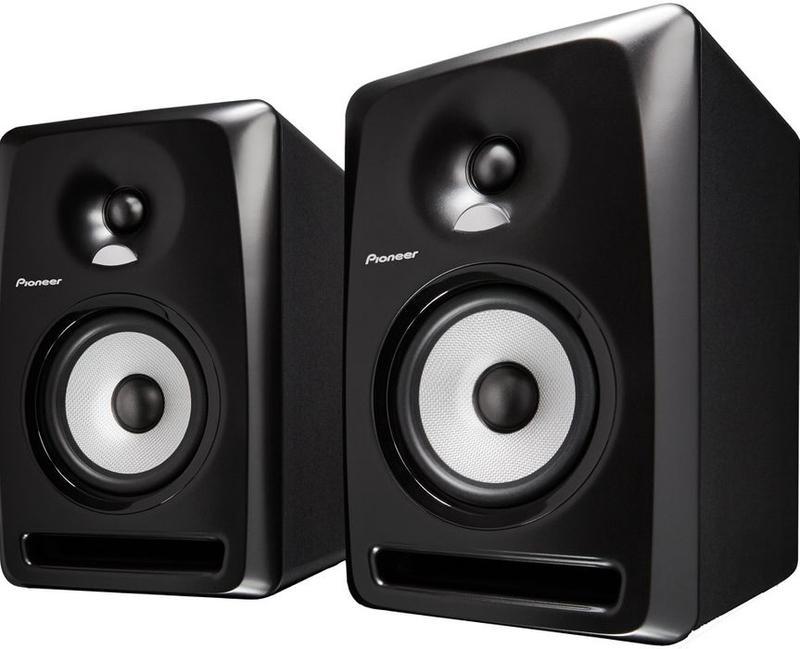 Активные судийные мониторы колонки Pioneer DJ S-DJ80X 8 дюймов