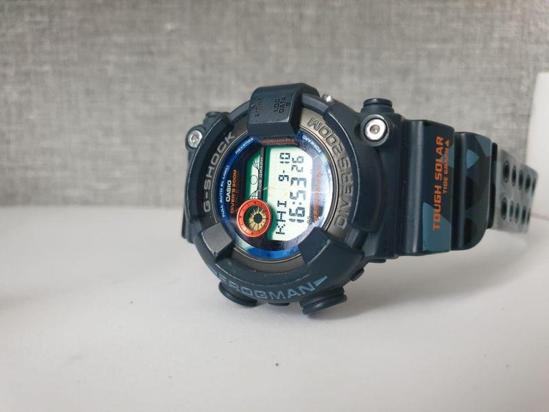 Часы наручные Casio Frogman GF8250CM Original - Фото 3